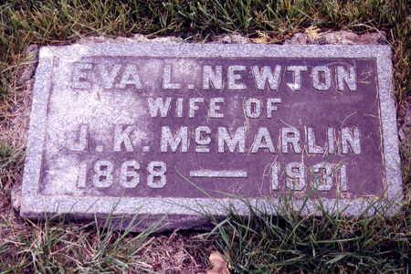 MCMARLIN, EVA - Boone County, Iowa | EVA MCMARLIN