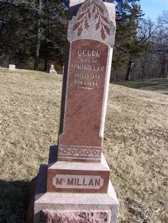 MCMILLAN, ELLEN - Boone County, Iowa | ELLEN MCMILLAN