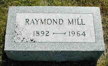 MILL, RAYMOND - Boone County, Iowa | RAYMOND MILL