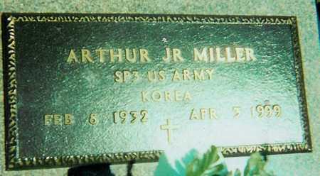 MILLER, ARTHUR JR. - Boone County, Iowa   ARTHUR JR. MILLER
