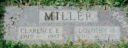 MILLER, CLARENCE E. - Boone County, Iowa | CLARENCE E. MILLER