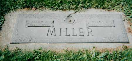 MILLER, FRANK A. - Boone County, Iowa | FRANK A. MILLER