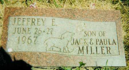 MILLER, JEFFREY E. - Boone County, Iowa   JEFFREY E. MILLER
