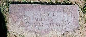 MILLER, NANCY L. - Boone County, Iowa | NANCY L. MILLER
