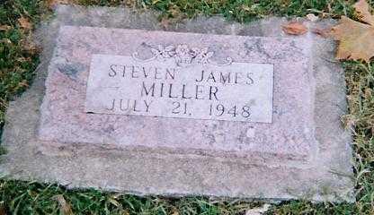 MILLER, STEVEN JAMES - Boone County, Iowa | STEVEN JAMES MILLER