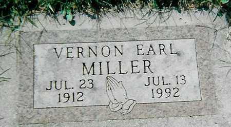 MILLER, VERNON EARL - Boone County, Iowa | VERNON EARL MILLER