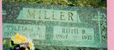 MILLER, RUTH B. - Boone County, Iowa | RUTH B. MILLER