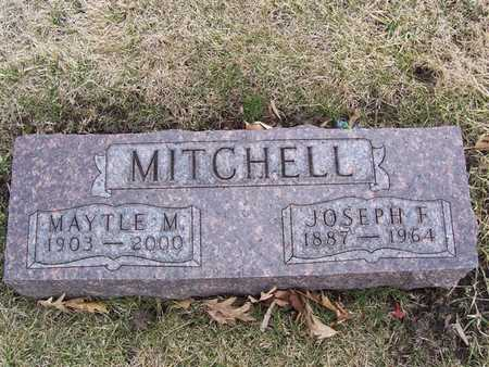 MITCHELL, MAYTLE M - Boone County, Iowa | MAYTLE M MITCHELL