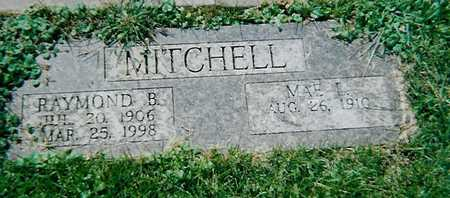 MITCHELL, RAYMOND B - Boone County, Iowa   RAYMOND B MITCHELL