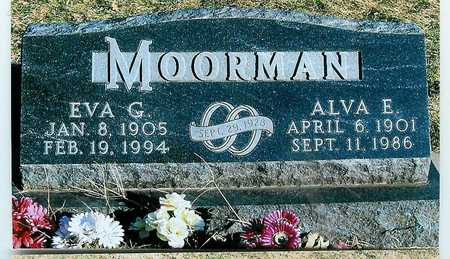 MOORMAN, EVA G. - Boone County, Iowa | EVA G. MOORMAN