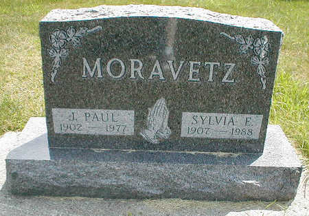 MORAVETZ, J. PAUL - Boone County, Iowa | J. PAUL MORAVETZ