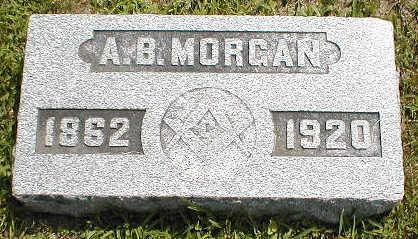 MORGAN, A.B. - Boone County, Iowa | A.B. MORGAN