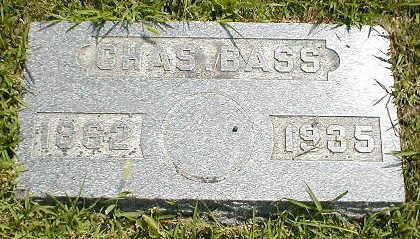 MORGAN, CHARLES BASS - Boone County, Iowa | CHARLES BASS MORGAN