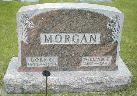 MORGAN, DORA C. - Boone County, Iowa | DORA C. MORGAN