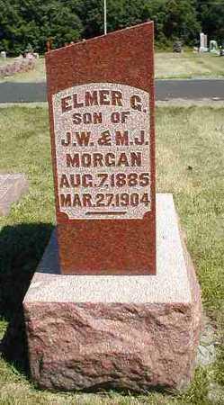 MORGAN, ELMER G. - Boone County, Iowa | ELMER G. MORGAN