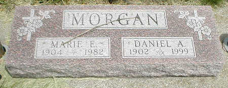 MORGAN, MARIE E. - Boone County, Iowa | MARIE E. MORGAN