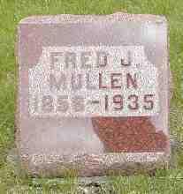 MULLEN, FRED J. - Boone County, Iowa | FRED J. MULLEN