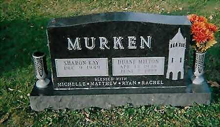 MURKEN, DUANE MILTON - Boone County, Iowa | DUANE MILTON MURKEN