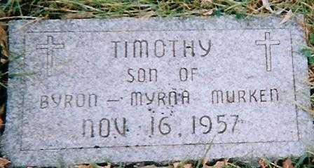 MURKEN, TIMOTHY - Boone County, Iowa | TIMOTHY MURKEN