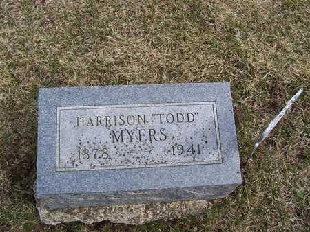MYERS, HARRISON (TODD) - Boone County, Iowa | HARRISON (TODD) MYERS