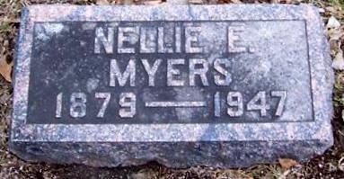 MYERS, NELLIE E. - Boone County, Iowa | NELLIE E. MYERS