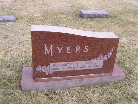 MYERS, ELIZABETH - Boone County, Iowa | ELIZABETH MYERS