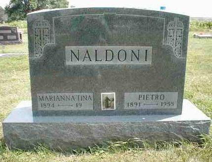 NALDONI, MARIANNA TINA - Boone County, Iowa | MARIANNA TINA NALDONI
