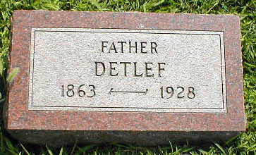 NEBBE, DETLEF - Boone County, Iowa | DETLEF NEBBE