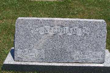 NEEDHAM, LAURA L. - Boone County, Iowa | LAURA L. NEEDHAM