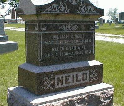 NEILD, ELLEN E. - Boone County, Iowa | ELLEN E. NEILD