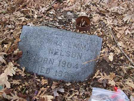 NELSON, MRS EMMA - Boone County, Iowa | MRS EMMA NELSON