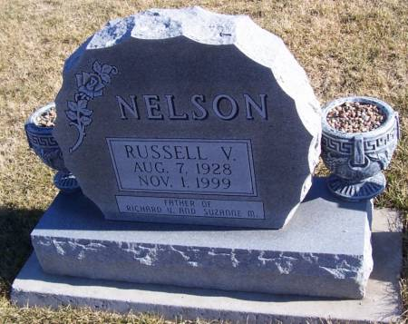 NELSON, RUSSELL V. - Boone County, Iowa | RUSSELL V. NELSON