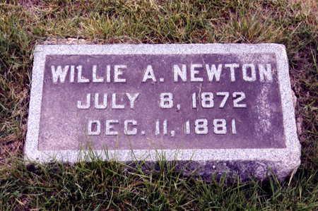 NEWTON, WILLIS - Boone County, Iowa | WILLIS NEWTON