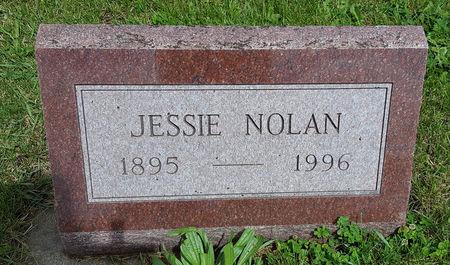 NOLAN, JESSIE - Boone County, Iowa | JESSIE NOLAN