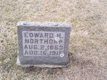 NORTHORP, EDWARD H. - Boone County, Iowa | EDWARD H. NORTHORP