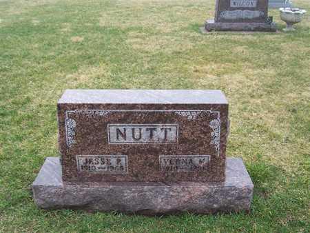 NUTT, JESSIE P - Boone County, Iowa | JESSIE P NUTT