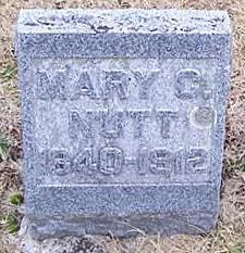 NUTT, MARY C. - Boone County, Iowa | MARY C. NUTT