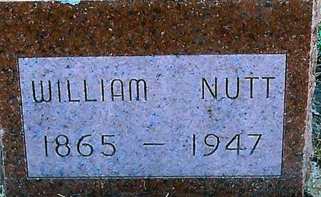 NUTT, WILLIAM - Boone County, Iowa | WILLIAM NUTT