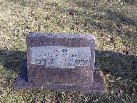 NYGREN, CARL V - Boone County, Iowa | CARL V NYGREN