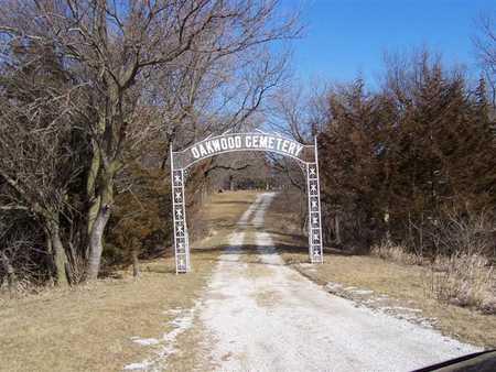 OAKWOOD, CEMETERY - Boone County, Iowa | CEMETERY OAKWOOD