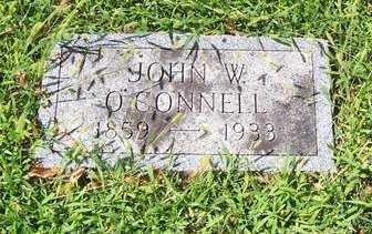 OCONNELL, JOHN W. - Boone County, Iowa | JOHN W. OCONNELL