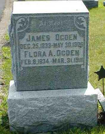 OGDEN, FLORA A. - Boone County, Iowa | FLORA A. OGDEN