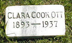 COOK OTT, CLARA - Boone County, Iowa | CLARA COOK OTT