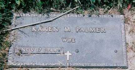 PALMER, KAREN M - Boone County, Iowa | KAREN M PALMER