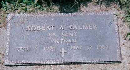 PALMER, ROBERT A. - Boone County, Iowa | ROBERT A. PALMER
