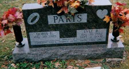 PARIS, DORIS I - Boone County, Iowa | DORIS I PARIS
