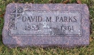 PARKS, DAVID M. - Boone County, Iowa | DAVID M. PARKS