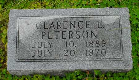 PARMENTER, CLARENCE E. - Boone County, Iowa | CLARENCE E. PARMENTER