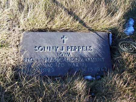 PEPPELS, SONNY J. - Boone County, Iowa | SONNY J. PEPPELS