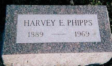 PHIPPS, HARVEY E. - Boone County, Iowa | HARVEY E. PHIPPS